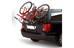 Eckla Eckla Porty pyöränkuljetusteline autoon , vaaleanpunainen/musta